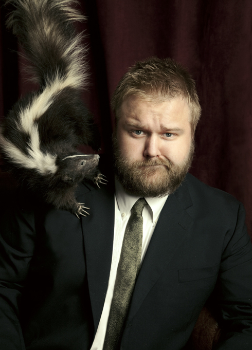 Robert01 GQ Interviews Robert Kirkman