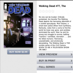 The Walking Dead Issues Released Digitally