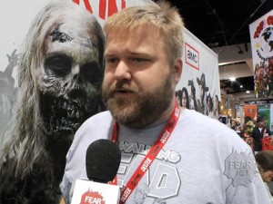 walking site 300x225 Robert Kirkman On The Upcoming Walking Dead Novel