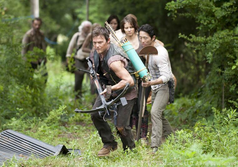 AMC Posts More Walking Dead Season 3 Pictures