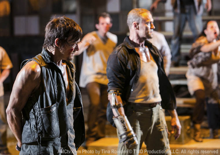 ep9pic1 The Walking Dead Season 3 Episode 9 The Suicide King Sneak Peek, Special Trailer, And Promo Pictures